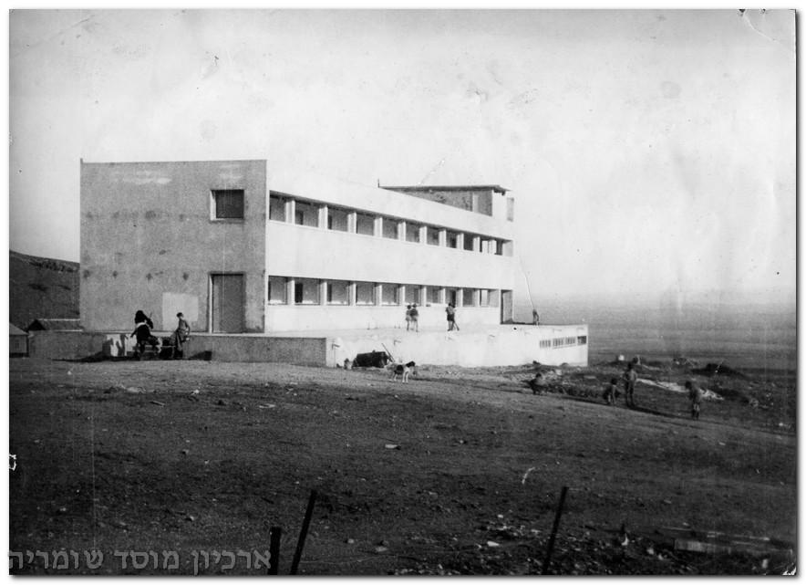 הבית הגדול 1934 - הגדלת תמונה עם לייטבוקס